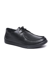 Woodland Men Black Derbys
