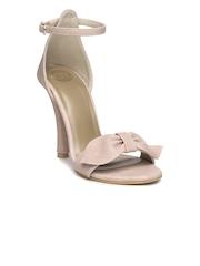 iLO Women Beige Heels