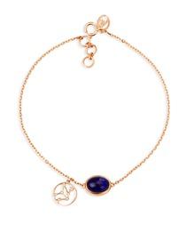 acf05b80a7b48 Buy Mia By Tanishq 14KT Scorpio Birthstone Rose Gold Bracelet ...