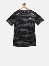 pretty nice cc09a a5247 Buy Nike Boys Black RONALDO Printed T Shirt - Tshirts for ...