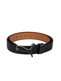 be5c2171688f6 Buy PUMA Men Red & Black Ferrari Fanwear Belt - Belts for Men ...