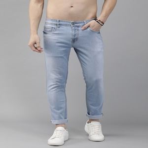 80% Off on Roadster Jeans & Tshirt Starts from Rs. 299