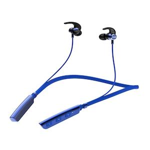 boAt Rockerz 235V2 M Blue Wireless Neckband with ASAP Charge Vibration Alert & 8H Play