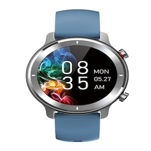 French Connection Unisex Solid Touch Screen Smartwatch R4-C