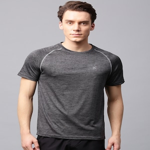 70% Off on HRX by Hrithik Roshan T-Shirts Starts from Rs. 209