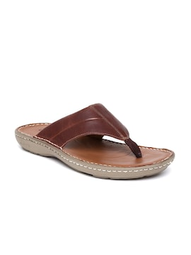 6783a775d Clarks 5050406017862 Mens Villa Beach Chestnut Leather Sandals And ...