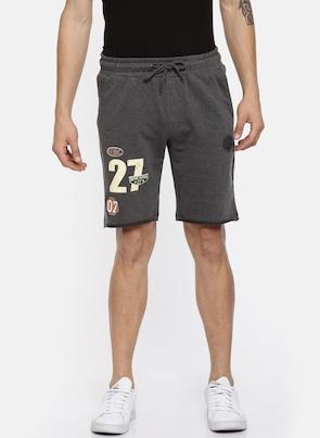 Charcoal Grey Shorts