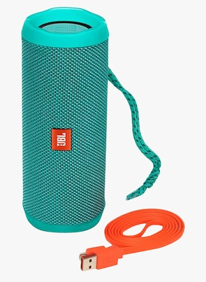 JBL Teal Flip 4 Portable Wireless Speaker Speakers