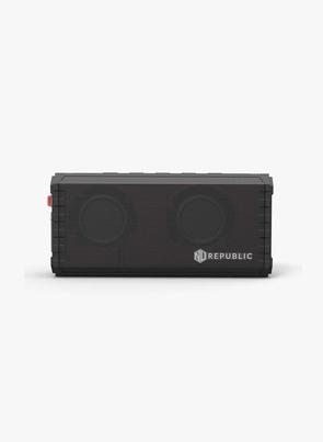 Nu Republic Black Skream 2 Portable Wireless Speaker Speakers