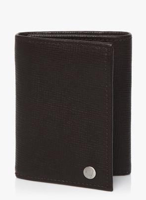 Rigel W1 Sb (Rfid) Brown Marsala Wallet