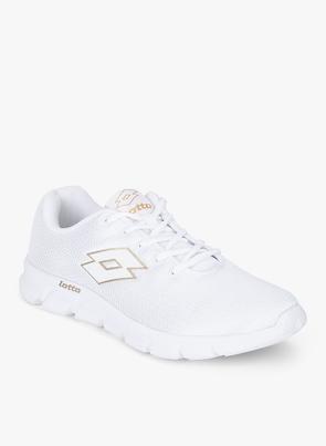 Lotto Vertigo White Running Shoes Lotto Sports Shoes