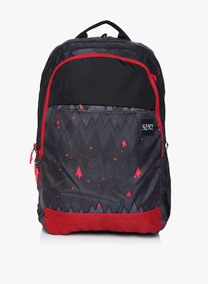 Wildcraft Black Backpack Backpacks