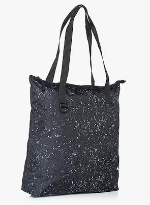 Fundamentals Shopper Ii Black Shopping Bag