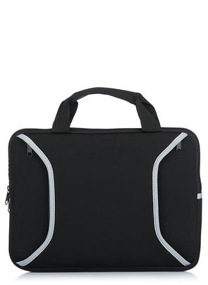 Black Fabric Laptop Sleeve