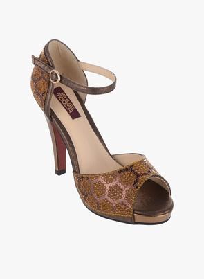 Copper Stilettos