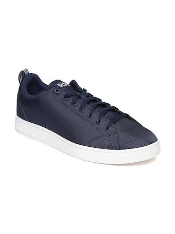 Vs Adidas Blue Neo Clean Advantage Men Sneakers Navy qZZzvw6a7