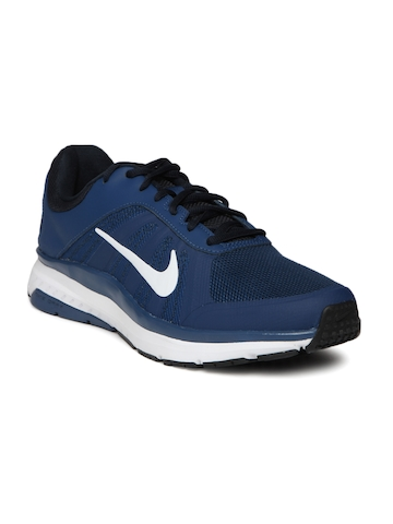 navy blue nikes shoes