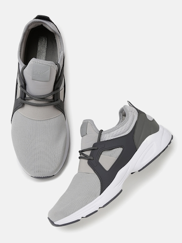 competitive price ef9dd 97cf8 HRX by Hrithik Roshan Men Grey MJ-10892B Running Shoes