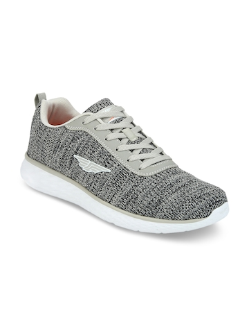 Buy Red Tape Men Grey Running Shoes on