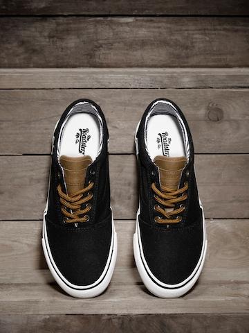 Buy Roadster Men Black Sneakers on
