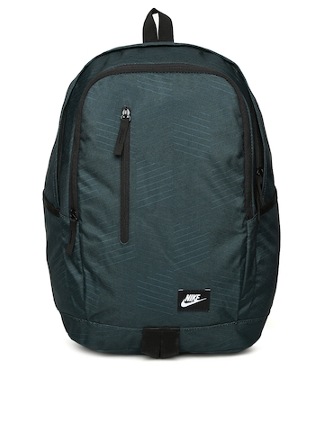 2af7844f7ba3 Buy Nike Unisex Fluorescent Green NK ALL ACCESS SOLEDAY Backpack on Myntra