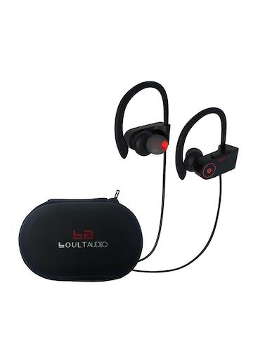8fcd8b2fe7f 65% OFF on Boult Black Muse Bluetooth Waterproof Earphones with Mic on  Myntra | PaisaWapas.com