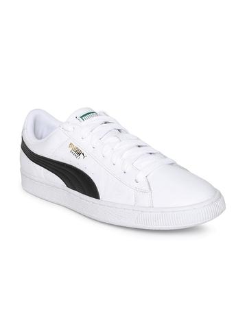 a1411449889 37% OFF on Puma Court Breaker Flag Sneakers For Men(White) on ...