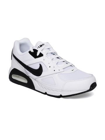 9f75f274423b Buy Nike Men White Air Max IVO Sneakers on Myntra
