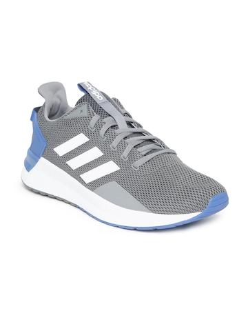 d8d00d0959b 40% OFF on Adidas Men Grey QUESTAR RIDE Running Shoes on Myntra |  PaisaWapas.com