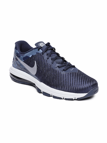 f107fa23428b9 40% OFF on Nike Men Navy Air Max Full Ride TR 1.5 Training Shoes on Myntra