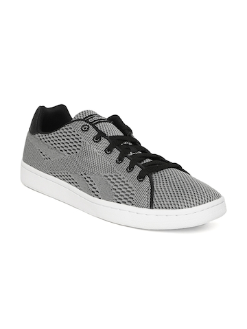 a54f4f76e7d Buy Reebok Classic Men Grey Royal Complete Clean 2 PX Sneakers on Myntra