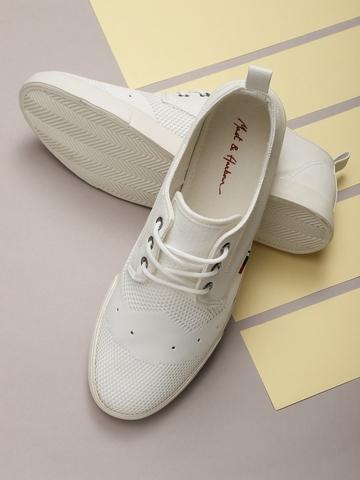 Buy Mast \u0026 Harbour Men White Sneakers