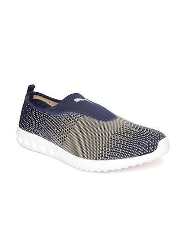 fb50b2d6453 43% OFF on Puma Apollo Slip on Graphic 2 IDP Slip On Sneakers For ...