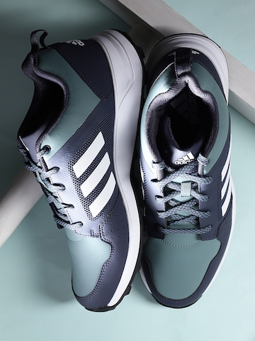 40% OFF on Adidas Men Green   Navy Blue TERREX CMTK IND Trekking Shoes on  Myntra  60ccfafea