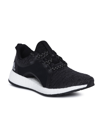 Buy ADIDAS CF RACER TR Running Shoes For Women(Black) on Flipkart ... 45ac6c8ac