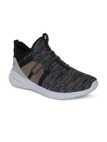 0ae919ca13cb8 Skechers Men Charcoal Grey SKECHEX Sneakers