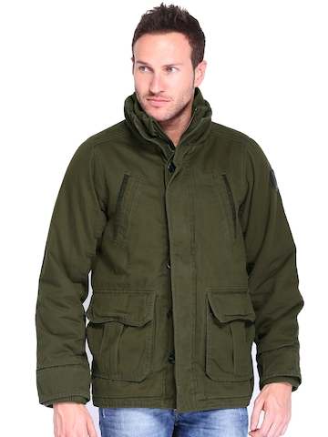 U.S Polo Assn Mens Quilted Jacket