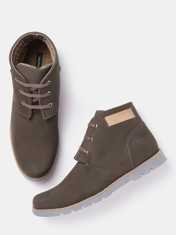 60% OFF on Moda Rapido Men Brown Casual Shoes on Myntra  fe830bca3139