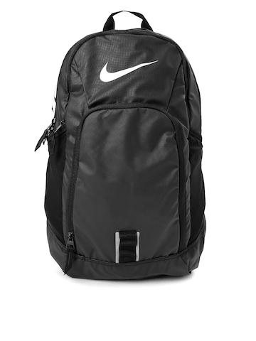 21822676f163 Buy Nike Unisex Black Alph Adpt Backpack on Myntra
