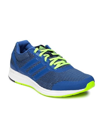 ef3f4b5c2 Buy Adidas Men Blue Mana Bounce Running Shoes on Myntra