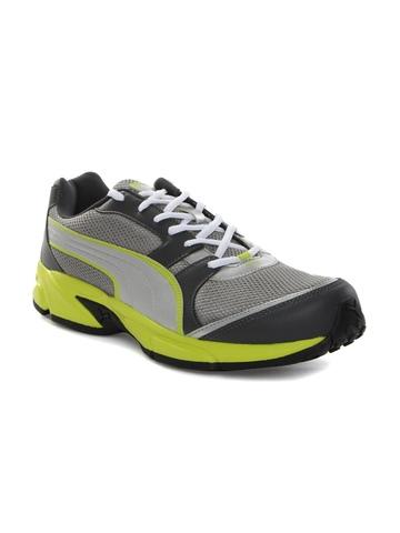 563cc4c438d2 50% OFF on Puma Men Grey Strike Fashion II Running Shoes on Myntra ...