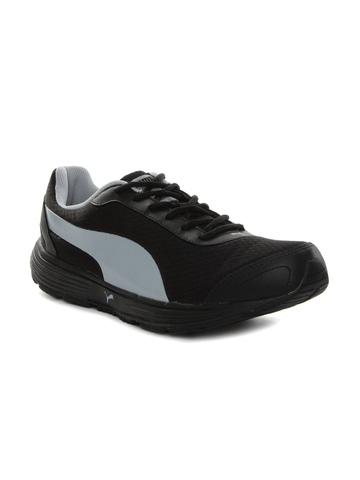 76b1e66b57b89e Buy Puma Men Black Reef Fashion Running Shoes on Myntra