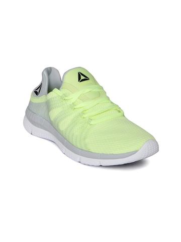 d1c0d3ac5e4 Buy Reebok Women Lime Green ZPRINT HER MTM Running Shoes on Myntra ...