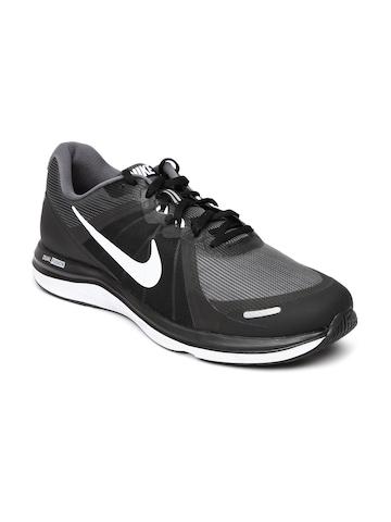 Buy Nike Men Charcoal NIKE DUAL FUSION X 2 Running Shoes on Myntra ... 266c95260
