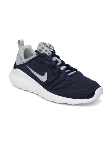 619ed1bed84c 30% OFF on Nike Men Navy Kaishi 2.0 Sneakers on Myntra