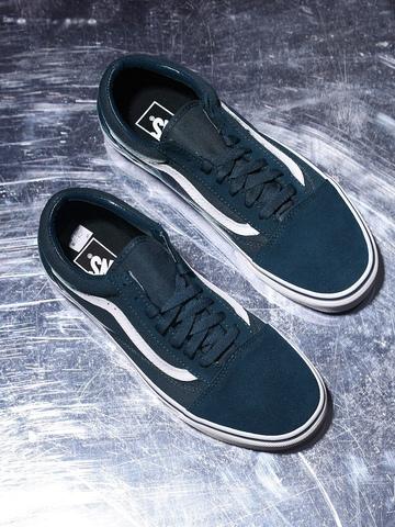 1f5876ada09226 Buy Vans Unisex Navy Old Skool Sneakers on Myntra