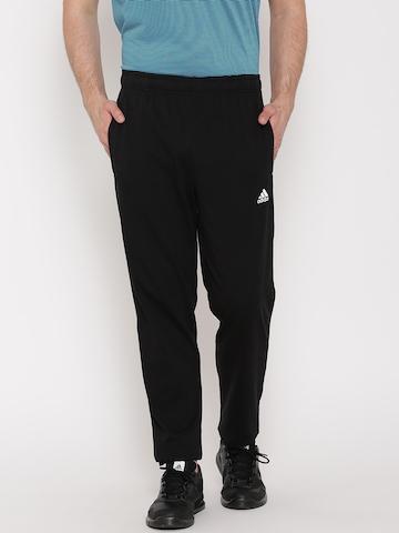 Adidas Black ESS SJ Track Pants