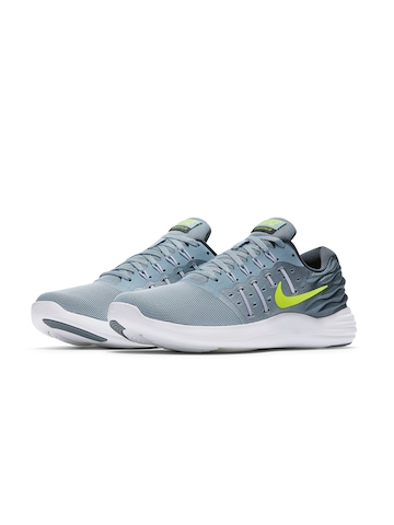 37125ea538fe 40% OFF on Nike Men Grey Lunarstelos Running Shoes on Myntra ...