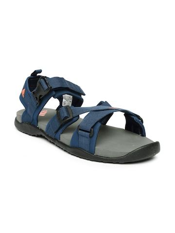 8e3adc62d8af Buy Adidas Men Navy Blue Gladi M Sports Sandals on Myntra ...