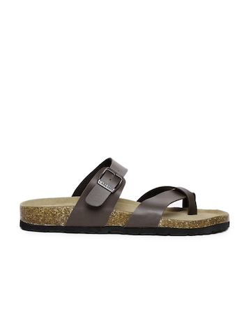 Buy Carlton London Men Brown Sandals on Myntra  81f677abd879